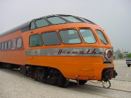 The Milwaukee Road Cedar Rapids Observation Car